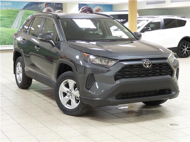 2021 Toyota RAV4 LE (Stk: 210154) in Calgary - Image 1 of 23