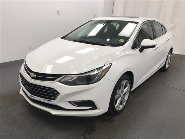 2018 Chevrolet Cruze Premier Auto (Stk: 221727) in Lethbridge - Image 1 of 30