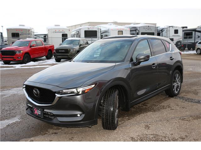 2019 Mazda CX-5 Signature w/Diesel (Stk: LP094) in Rocky Mountain House - Image 1 of 30