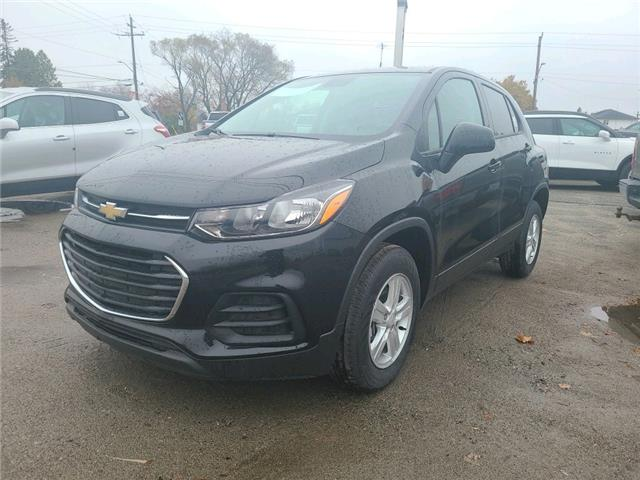 2021 Chevrolet Trax LS (Stk: 21001) in Espanola - Image 1 of 13