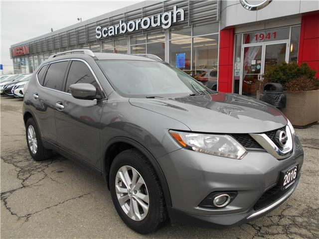 2016 Nissan Rogue SV (Stk: Y20264A) in Scarborough - Image 1 of 23