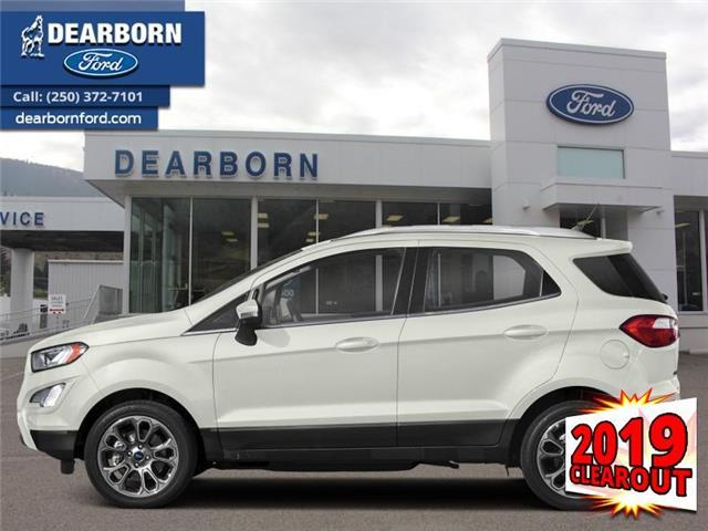 2019 Ford EcoSport Titanium (Stk: SK327) in Kamloops - Image 1 of 1