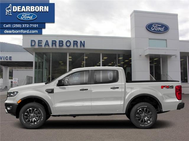 2020 Ford Ranger Lariat (Stk: RL218) in Kamloops - Image 1 of 1