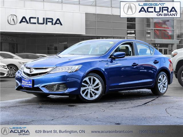 2017 Acura ILX  (Stk: 4329) in Burlington - Image 1 of 30