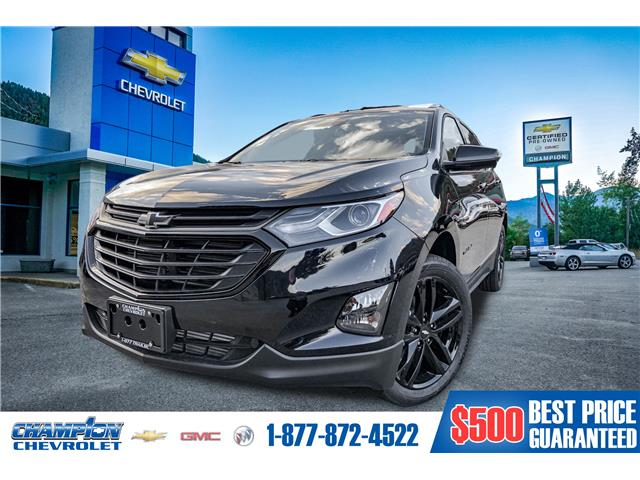 2020 Chevrolet Equinox LT (Stk: 20-109) in Trail - Image 1 of 23