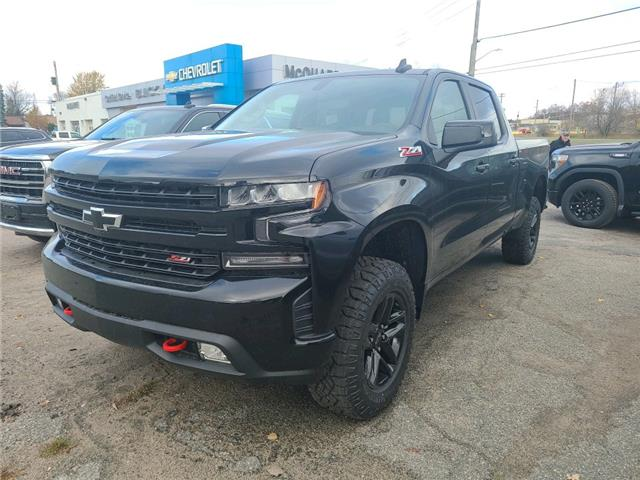 2021 Chevrolet Silverado 1500 LT Trail Boss (Stk: 21011) in Espanola - Image 1 of 18
