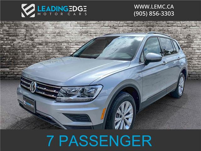 2019 Volkswagen Tiguan Trendline (Stk: 18322) in Woodbridge - Image 1 of 15