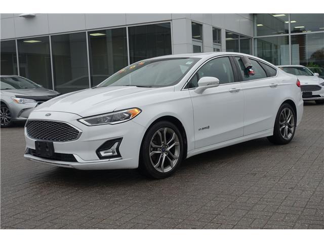 2019 Ford Fusion Hybrid Titanium (Stk: 958530) in Ottawa - Image 1 of 16