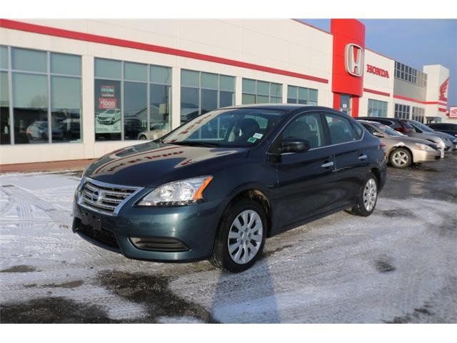 2013 Nissan Sentra 1.8 SV (Stk: 20086A) in Fort St. John - Image 1 of 18
