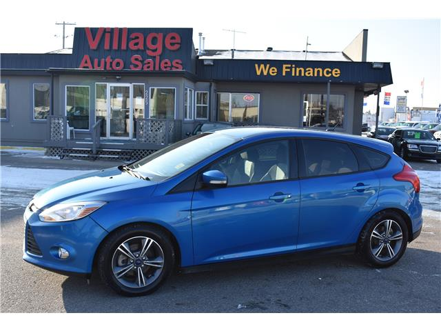 2014 Ford Focus SE (Stk: P38057) in Saskatoon - Image 1 of 17