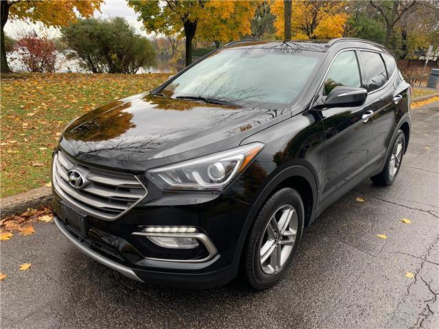 2017 Hyundai Santa Fe Sport 2.4 SE (Stk: ) in Montréal - Image 1 of 15