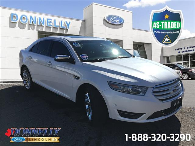 2013 Ford Taurus Limited (Stk: DUR6465A) in Ottawa - Image 1 of 28