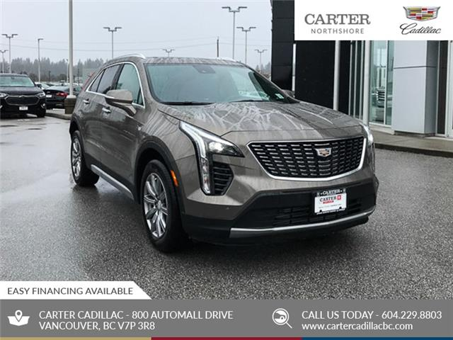 2020 Cadillac XT4 Premium Luxury (Stk: D44620) in North Vancouver - Image 1 of 23