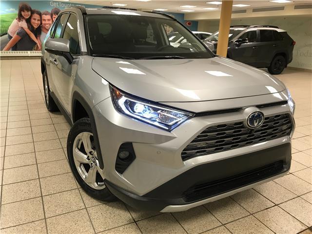 2021 Toyota RAV4 Hybrid Limited (Stk: 210127) in Calgary - Image 1 of 20