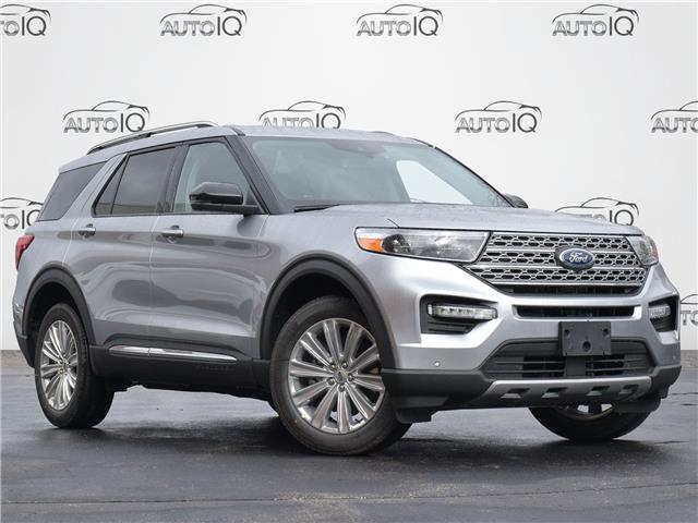2020 Ford Explorer Limited (Stk: XC096) in Waterloo - Image 1 of 15