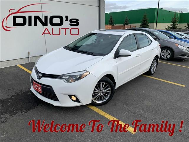 2015 Toyota Corolla  (Stk: 394610) in Orleans - Image 1 of 26
