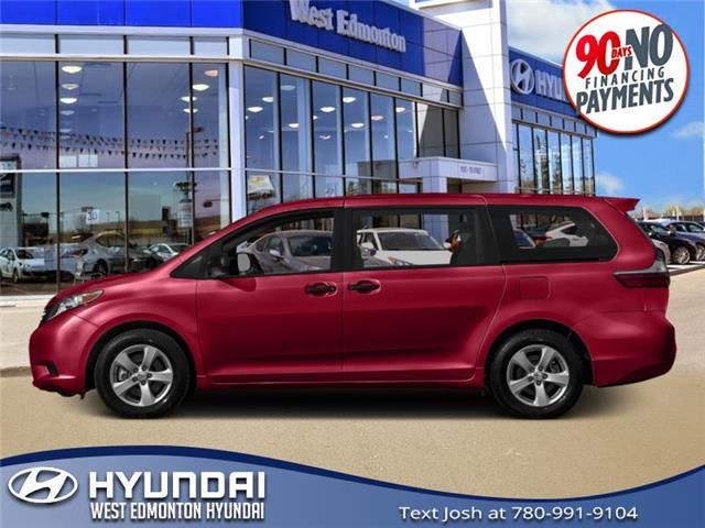 Used 2015 Toyota Sienna LE  - Edmonton - West Edmonton Hyundai