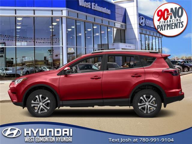2017 Toyota RAV4  (Stk: P1470) in Edmonton - Image 1 of 1