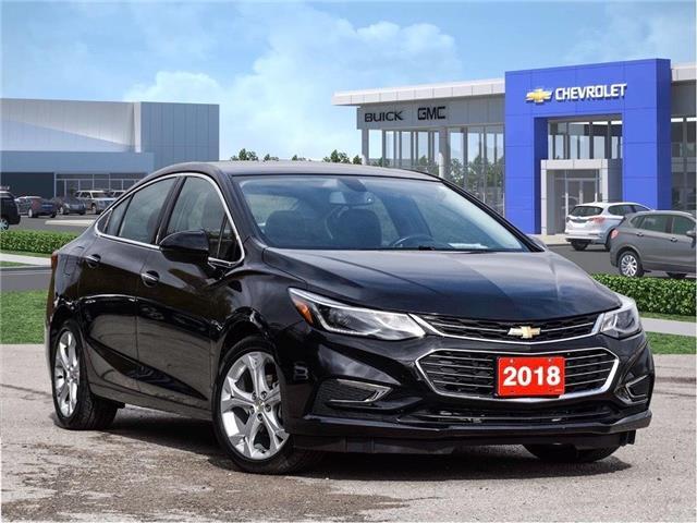 2018 Chevrolet Cruze Premier (Stk: 136953B) in Markham - Image 1 of 30