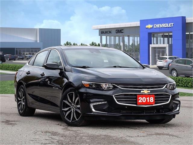 2018 Chevrolet Malibu 1LT (Stk: 001396A) in Markham - Image 1 of 29