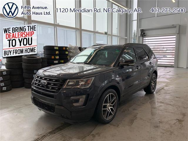 2017 Ford Explorer Sport (Stk: 19515A) in Calgary - Image 1 of 29