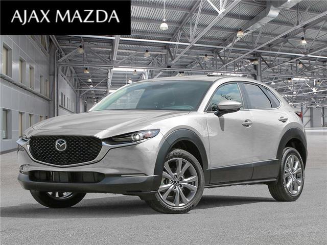 2021 Mazda CX-30 GS (Stk: 21-0018) in Ajax - Image 1 of 10