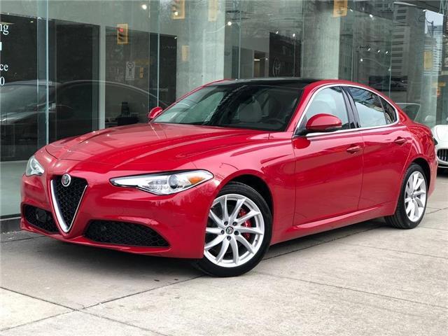 2020 Alfa Romeo Giulia Base (Stk: 67AR) in Toronto - Image 1 of 24