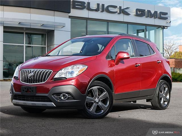 2014 Buick Encore Leather (Stk: 120227) in London - Image 1 of 27
