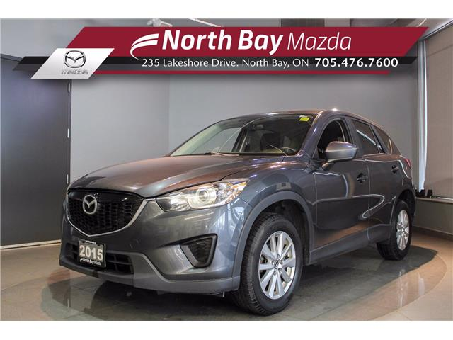 2015 Mazda CX-5 GX (Stk: 20146A) in Sudbury - Image 1 of 20
