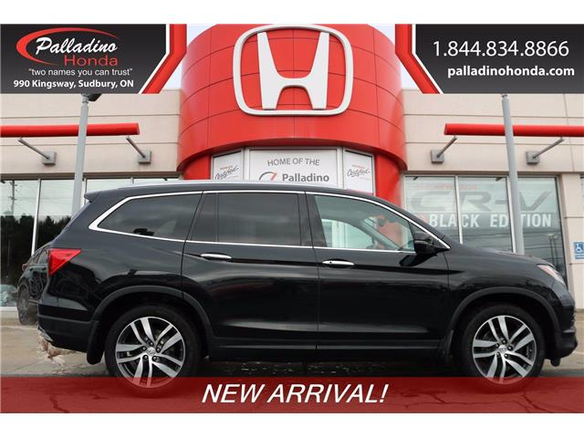 2017 Honda Pilot Touring (Stk: 22178A) in Sudbury - Image 1 of 1