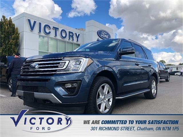 2019 Ford Expedition XLT (Stk: V10437CAP) in Chatham - Image 1 of 28
