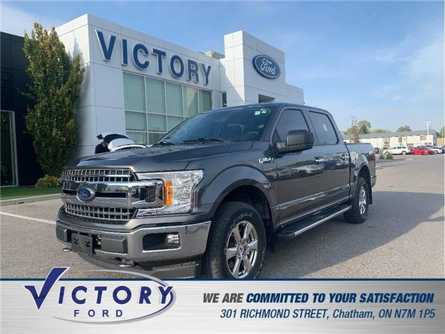 2018 Ford F-150  (Stk: V19718A) in Chatham - Image 1 of 18