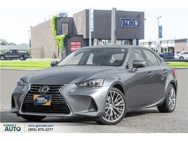 2017 Lexus IS 300 Base (Stk: G022908) in Milton - Image 1 of 22