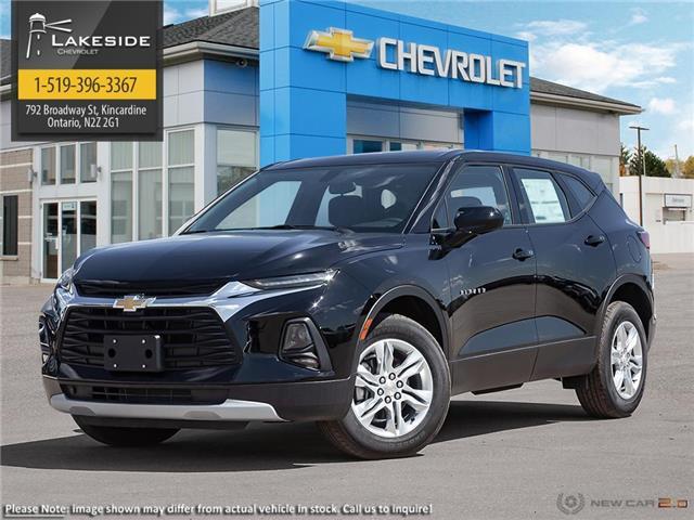 2021 Chevrolet Blazer LT (Stk: T1032) in Kincardine - Image 1 of 23