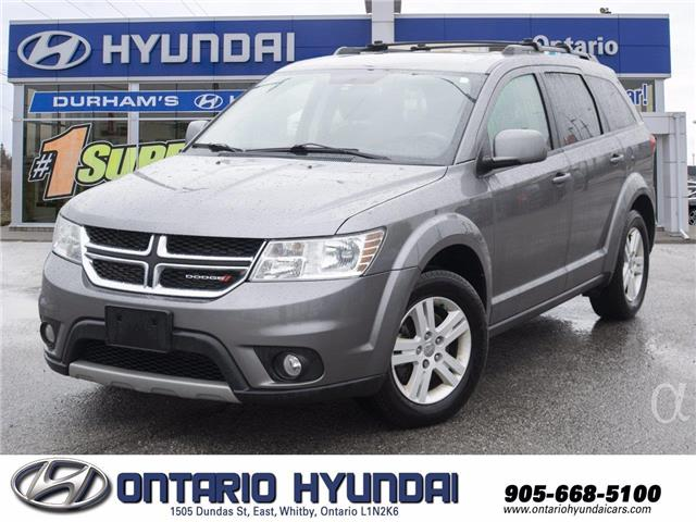 2012 Dodge Journey SXT & Crew (Stk: 22505K) in Whitby - Image 1 of 18