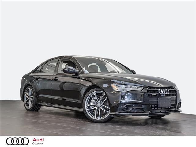 2017 Audi A6 2.0T Technik (Stk: 53565A) in Ottawa - Image 1 of 21