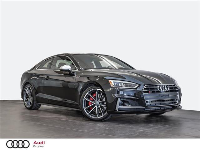 2018 Audi S5 3.0T Technik (Stk: PA758) in Ottawa - Image 1 of 21