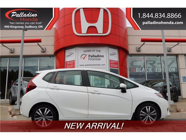 2016 Honda Fit EX (Stk: BC0123) in Greater Sudbury - Image 1 of 1