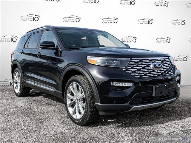 2021 Ford Explorer Platinum (Stk: S1004) in St. Thomas - Image 1 of 25