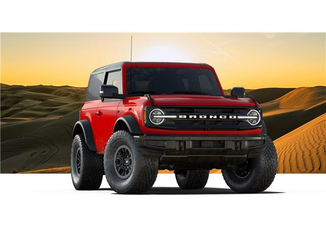 2021 Ford Bronco Wildtrak 2-Door (Stk: Bronco Wildtrak 2-Door) in Ottawa - Image 1 of 1