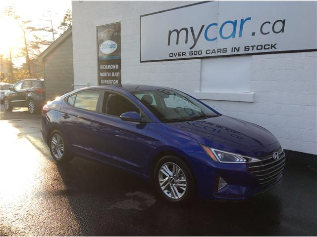 2020 Hyundai Elantra Preferred (Stk: 201091) in North Bay - Image 1 of 19