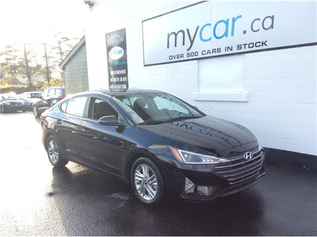 2020 Hyundai Elantra Preferred (Stk: 201095) in Ottawa - Image 1 of 20
