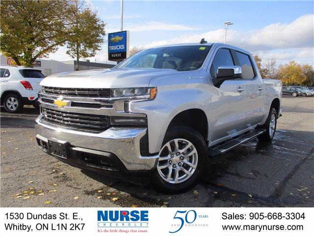 2021 Chevrolet Silverado 1500 LT (Stk: 21P014) in Whitby - Image 1 of 26