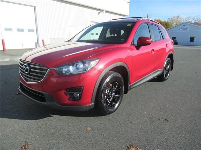 2016 Mazda CX-5 GS (Stk: 2020-T138A) in Bathurst - Image 1 of 18
