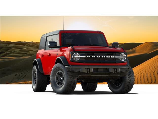 2021 Ford Bronco Wildtrak 4-Door (Stk: Bronco Wildtrak 4-Door) in Ottawa - Image 1 of 1