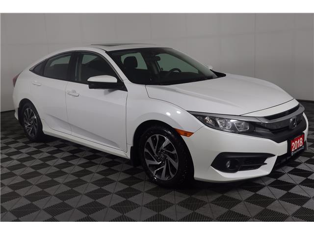 2018 Honda Civic EX (Stk: 220312A) in Huntsville - Image 1 of 27