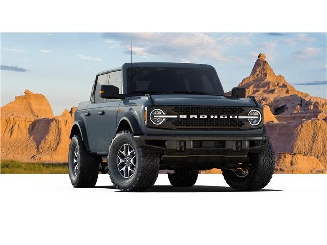 2021 Ford Bronco Badlands 4-Door (Stk: Bronco Badlands 4-Door) in Ottawa - Image 1 of 1