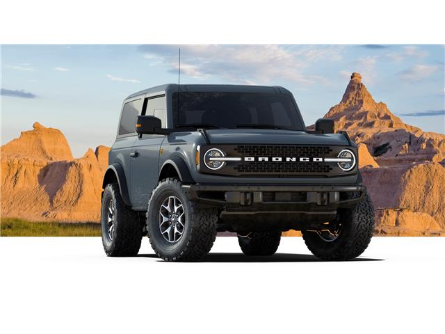 2021 Ford Bronco Badlands 2-Door (Stk: Bronco Badlands 2-Door) in Ottawa - Image 1 of 1