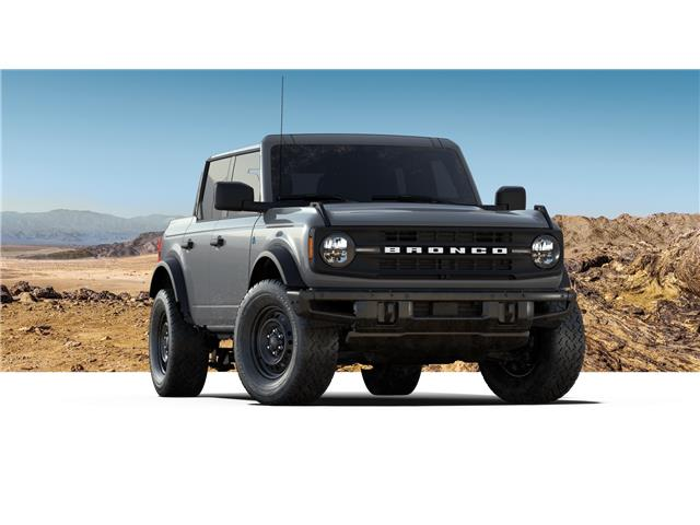 2021 Ford Bronco Black Diamond 4-Door (Stk: Bronco Black Diamond 4-Door) in Ottawa - Image 1 of 1
