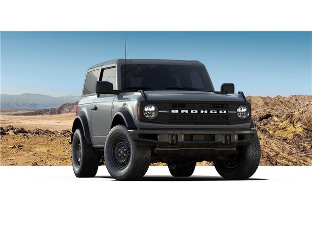2021 Ford Bronco Black Diamond 2-Door (Stk: Bronco Black Diamond 2-Door) in Ottawa - Image 1 of 1